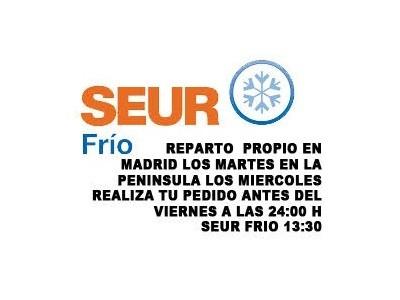 SEUR frio - vacanegra.es