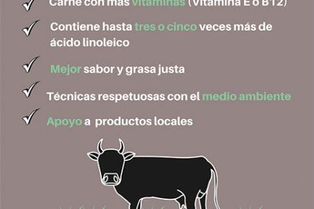 Que beneficios tiene la carne ecologica